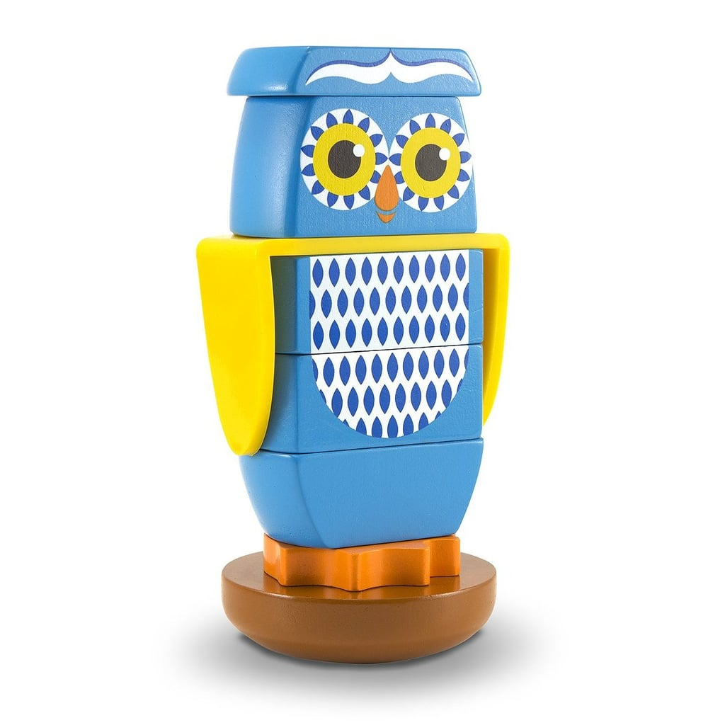 Melissa & Doug Stackable Owl