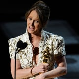 The Fighter's Melissa Leo Talks Oscar Campaign and Her F-Bomb in the 2011 Oscars Press Room