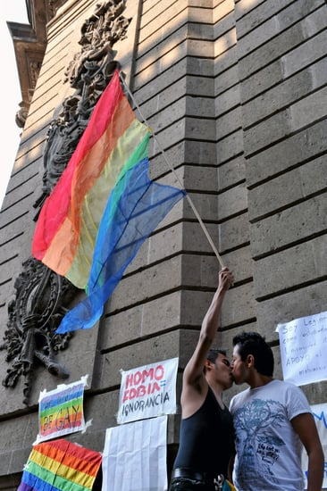 Speed Read! Mexico City Legalizes Gay Marriage