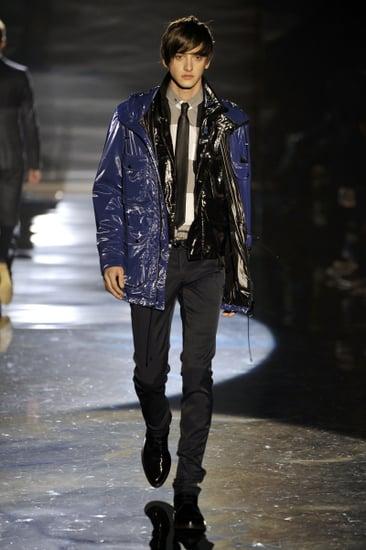 Milan: Gucci Men's Fall 2009