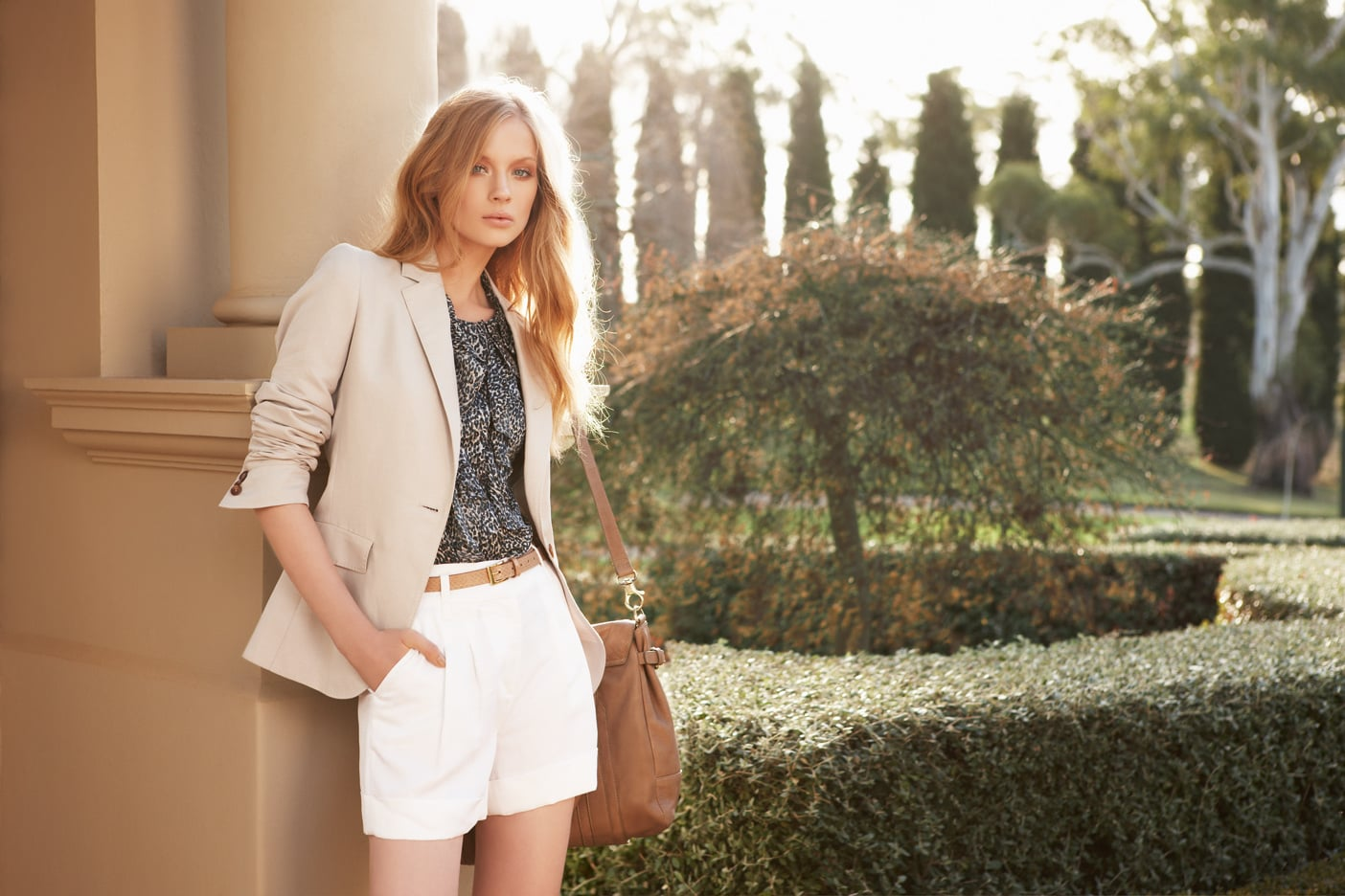 Jigsaw's pretty new Spring/Summer campaign images shot by ...