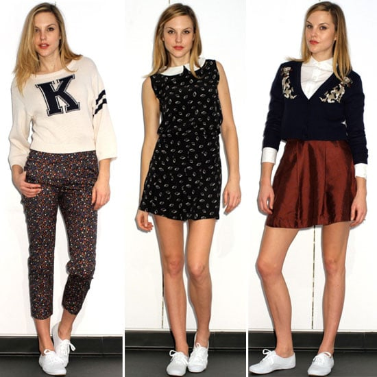 Keds Launches Clothing Line