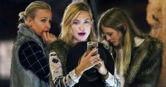 Cameron Diaz, Nicole Richie, Kate Hudson, Katy Perry, Orlando Bloom Fly to Aspen for Pal Jamie Schneider's Wedding