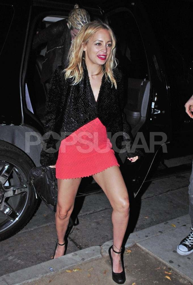 Nicole Goes From Clubbing With Samantha to the Theater With Harlow