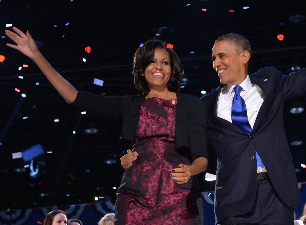 Michelle Obama's Campaign Style 2012
