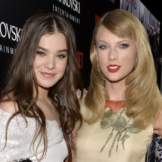 Taylor Swift at the Romeo and Juliet Premiere   Pictures