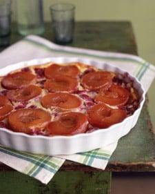 Peach Clafouti Recipe