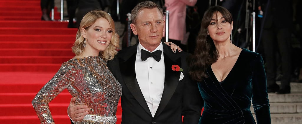 James Bond Himself Does Not Disappoint at the Royal Premiere of Spectre