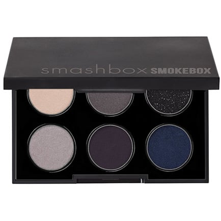 Review of Smashbox's Smokebox Eye Shadow Palette