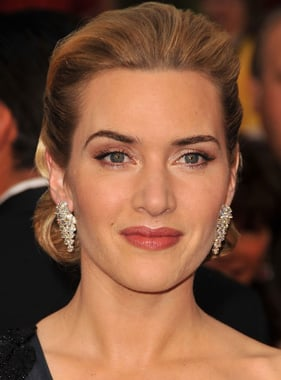 Kate Winslet Oscars: Photo of Her Hair and Makeup