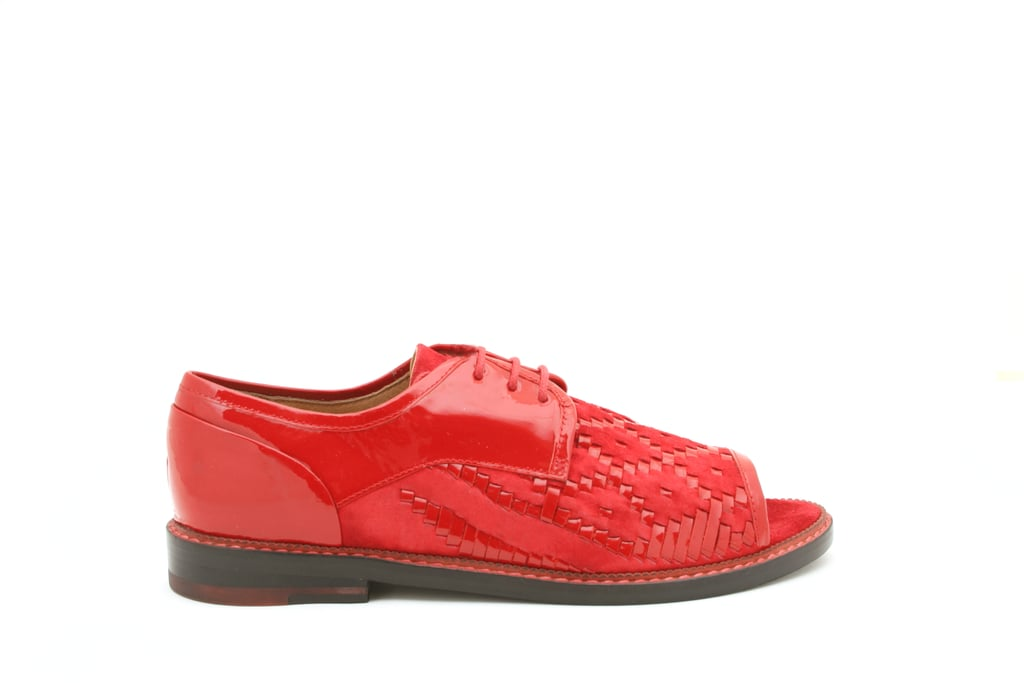 The Thakoon Addition Patti in red. Photo courtesy of Thakoon Addition