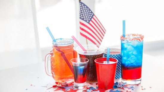 Red, Wine, And Booze: A Guide To Your Best Memorial Day Weekend Ever