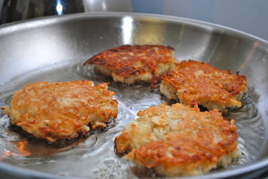 Kid-Friendly Potato Latke Recipe