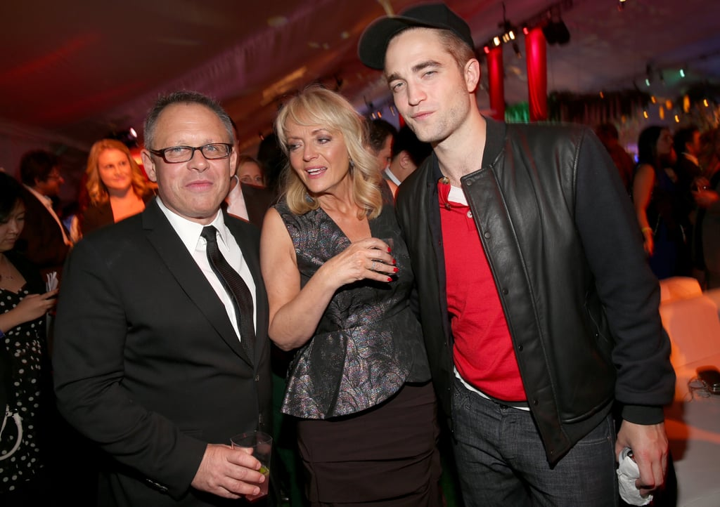 Robert and Kristen Go Casual For Fun Breaking Dawn After Party