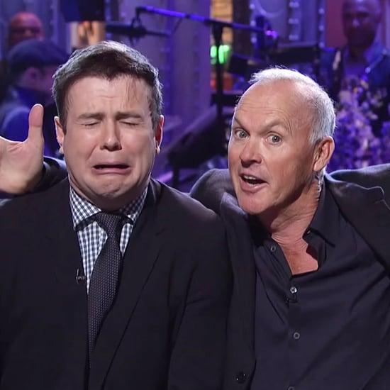 Michael Keaton's Saturday Night Live Monologue