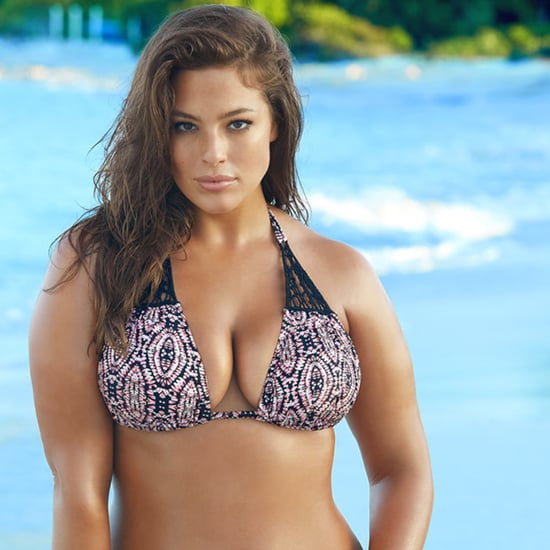 SI Cover Girl Ashley Graham Is a Curvy Role Model (Video)