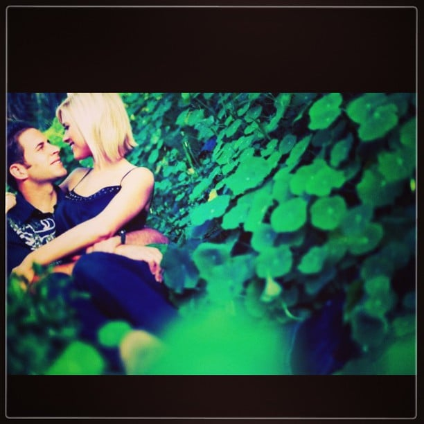 Tarek And Christina El Moussa These Throwback Photos Of