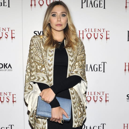 Elizabeth Olsen Pictures at Silent House NYC Premiere