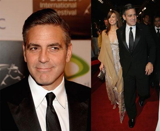 George Clooney Dubai International Film Festival
