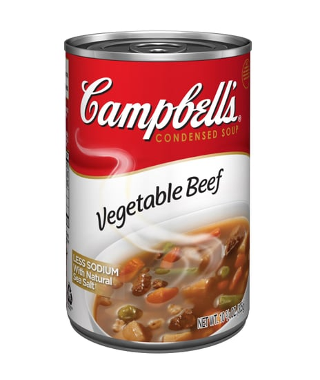 Campbell's Soups Get a Face-Lift in Packaging, Nutrition