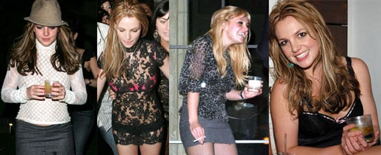 Britney Throws Up (and Makes Us Nauseous too)