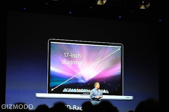 Apple Reveals Its New MBP