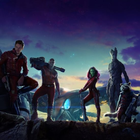 Guardians of the Galaxy at Comic-Con 2013