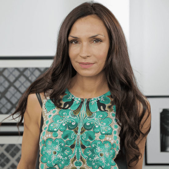 Famke Janssen Season 2 of Hemlock Grove Interview