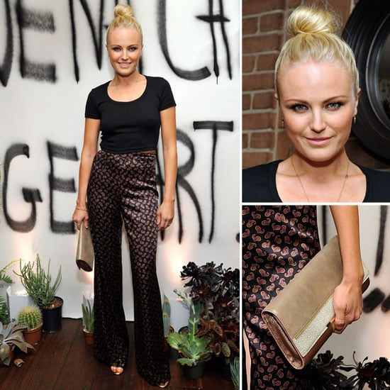 Malin Akerman at GenArt 2012 Pictures