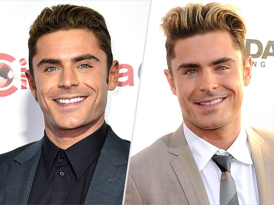 A Blond-Frosted Zac Efron Is Thrilled About the Zack Morris Comparisons: 'My Hero!'