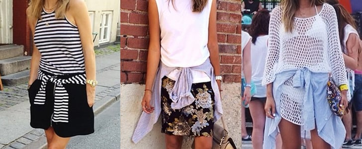 Tie It Around Your Waist, and You're Insta-Cool