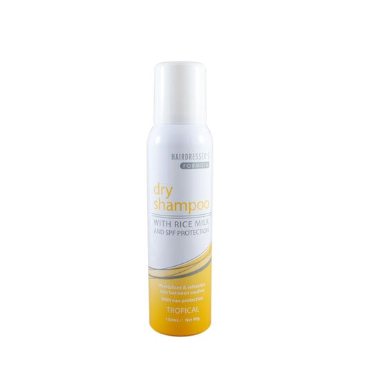 Hair Nutrition Dry Shampoo with SPF, $11.95