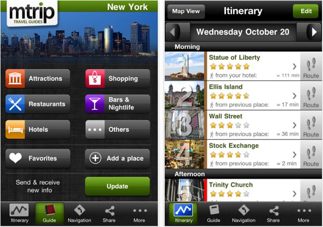 mTrip New York City Travel Guide ($5.99)