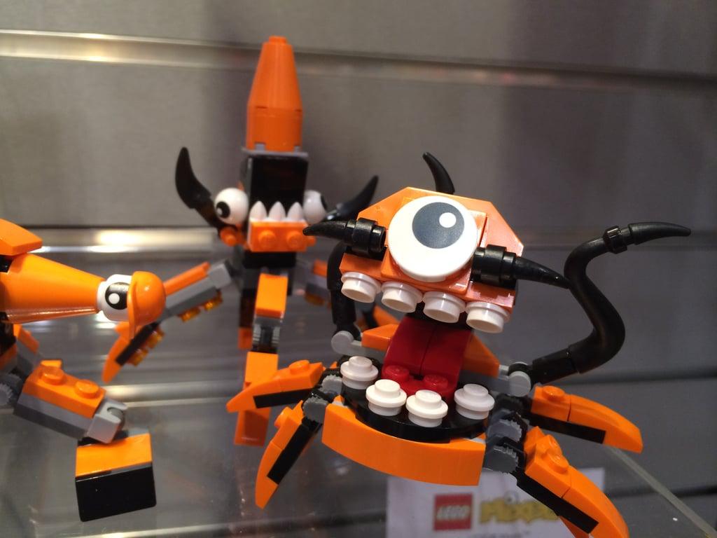 Lego Mixels Make Their Debut