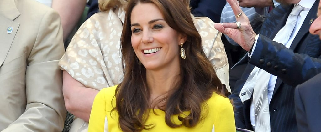 The Duchess of Cambridge Just Rewore a Dress From 2014 — and We're So Glad She Did