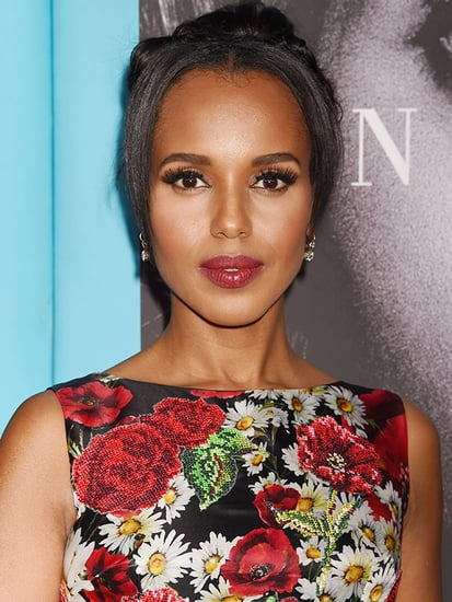 All the Details on Kerry Washington's Nail Color Named for Her Daughter Isabelle