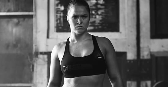 Ronda Rousey Makes a Powerful Statement About Perfection