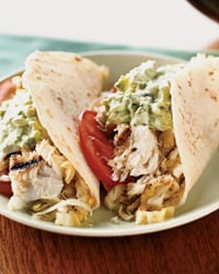 Fast and Easy Dinner: Fish Tacos