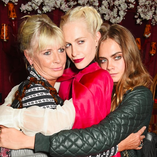 Celebrities at the Love Magazine and Miu Miu Party in London