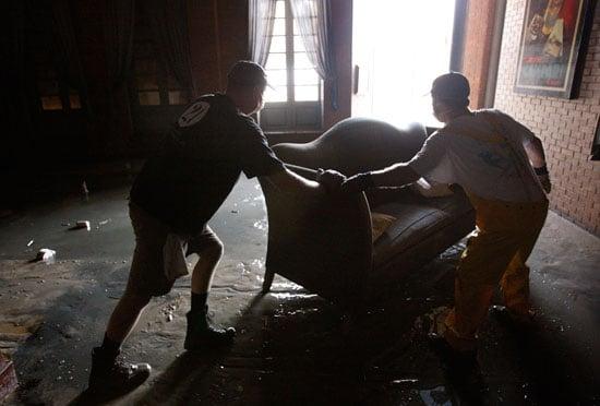 Were You Affected by Hurricane Ike?