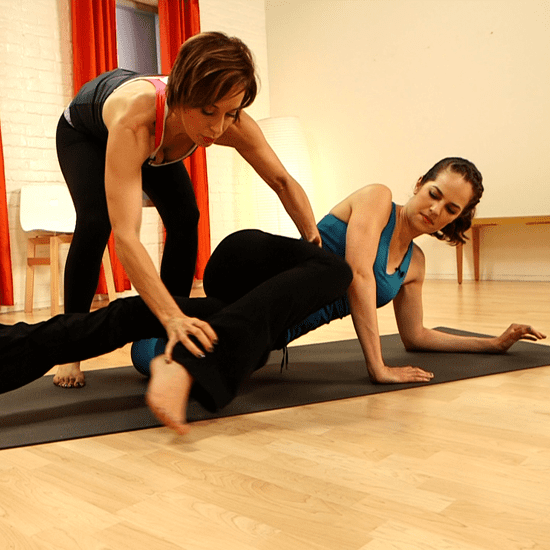 Roll Out With These Five Foam Roller Moves!