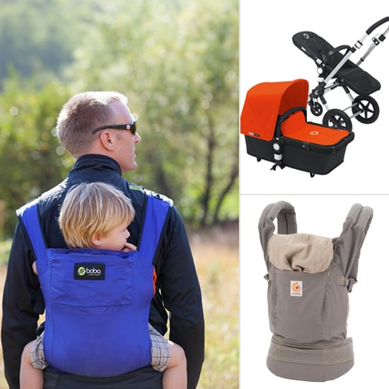 Baby Gear Essentials For Tall Parents
