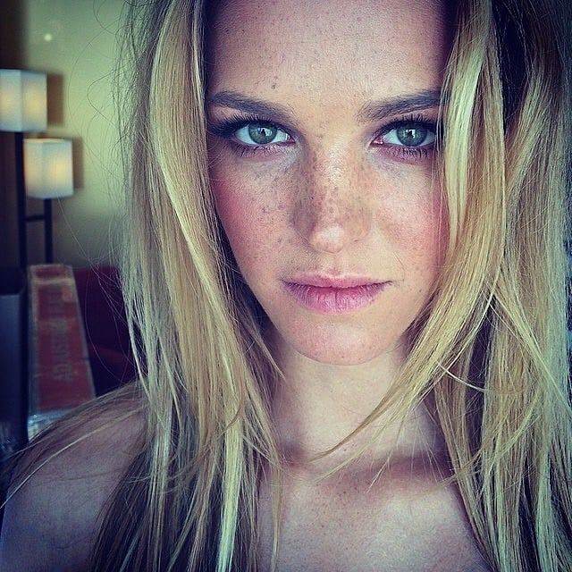Real Beauty: 5 Minutes With Erin Heatherton