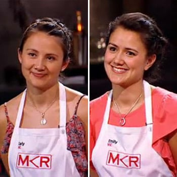 The winners of my kitchen rules 2012 are leigh sexton and for Y kitchen rules contestants
