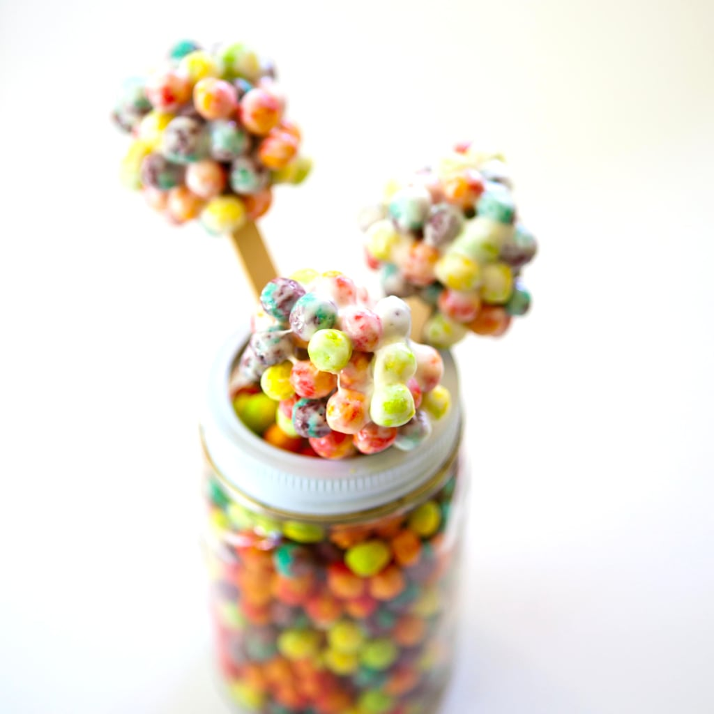 Cereal on a Stick