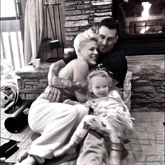 Carey Hart Anniversary Message For Pink 2016