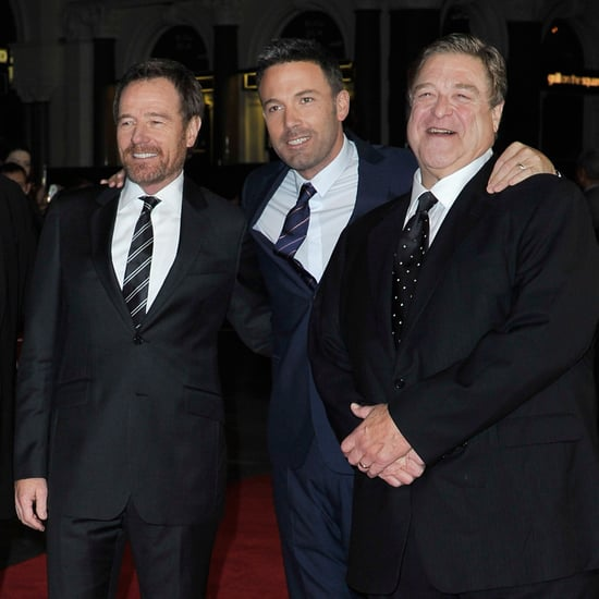 Ben Affleck Premieres Argo in London | Pictures
