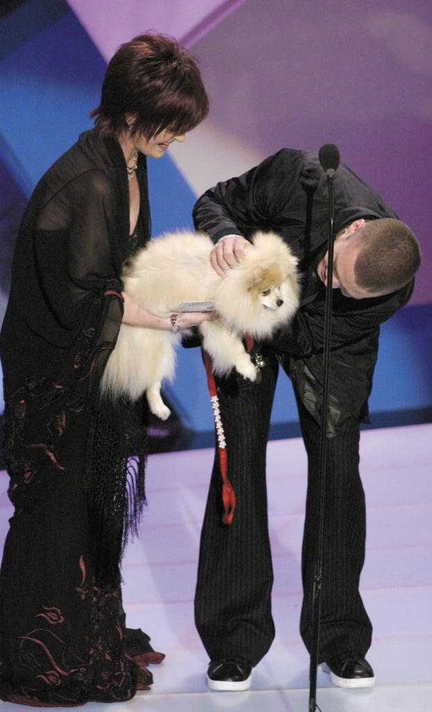 Rest In Peace: Sharon Osbourne's Beloved Minnie Passes Away