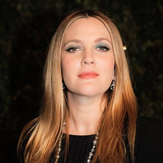 Drew Barrymore's Makeup at Chanel Dinner