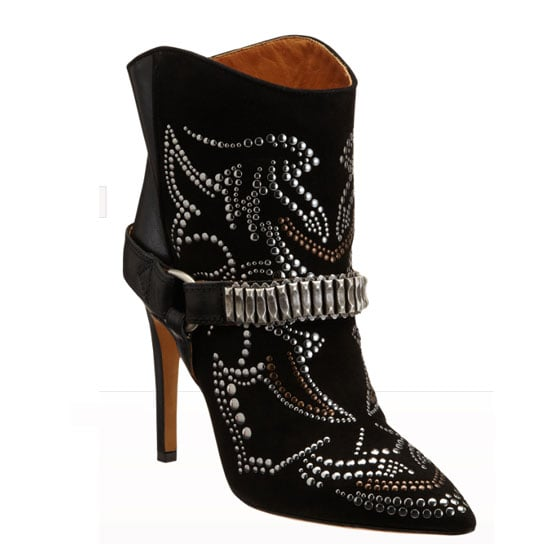An Embellished Cowboy Boot